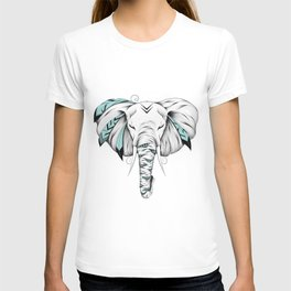 Poetic Elephant T-shirt