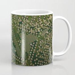 Circuit Board  Coffee Mug
