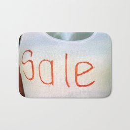 Sale Shirt Bath Mat