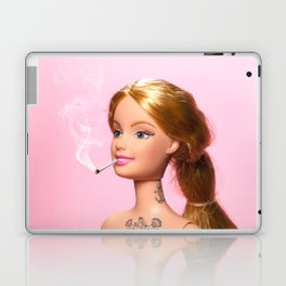 Doll Grown Up Laptop & iPad Skin