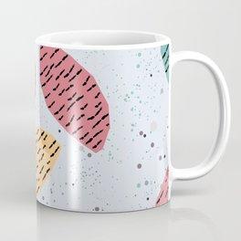 Geometrically Shaped Stones Coffee Mug
