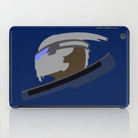 garrus iPad Cases featuring Vakarian by Draygin82