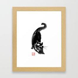 etire Framed Art Print