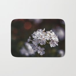 Small flowers Bath Mat