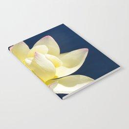 Lotus Flower by Teresa Thompson Notebook