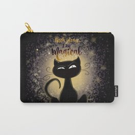 'Bitch please, I am Magical' Carry-All Pouch