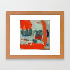 Sailing Music Framed Art Print