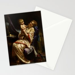 Leon Bazille Perrault - Maternity Stationery Cards