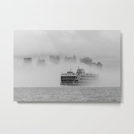 Out of the Mystic Metal Print