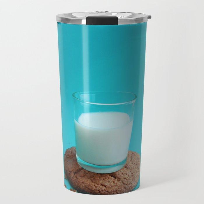 Cookie as a Coaster Travel Mug