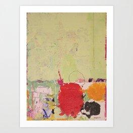 COMPANION 2 Art Print