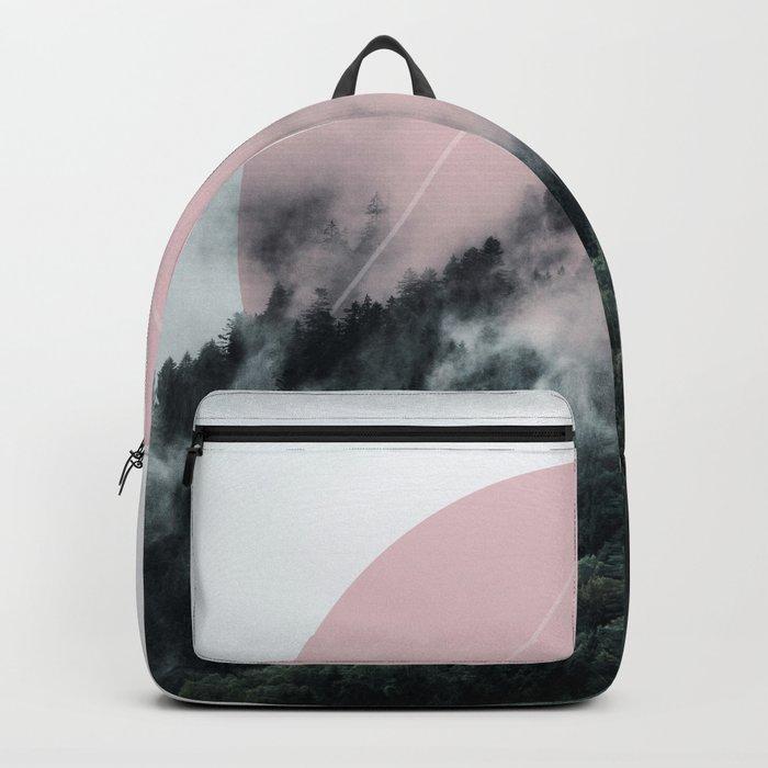 Foggy Woods 2 Backpack