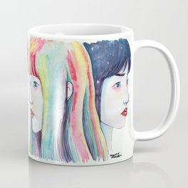 Two Sides Coffee Mug