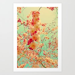 Happy Spring Crossing Art Print