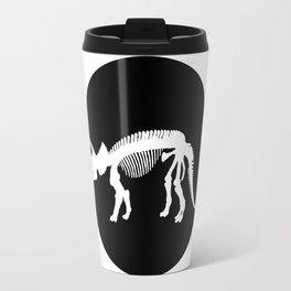 Triceratops skeleton Travel Mug