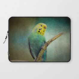 The Budgie Collection - Budgie 1 Laptop Sleeve