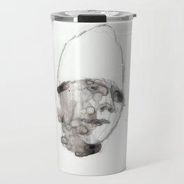 Bandaged Boy Travel Mug