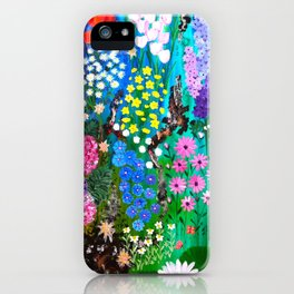 Life is a Tapestry iPhone Case