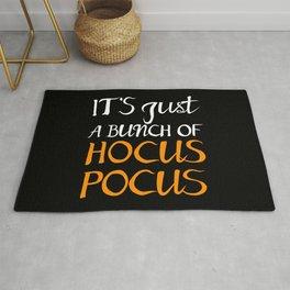 Halloween Hocus Pocus Rug