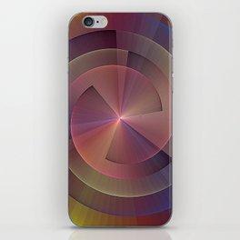 Wheel of Happiness iPhone Skin