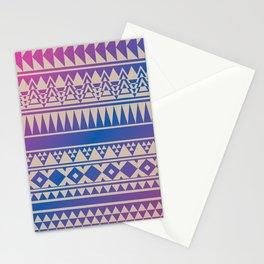 Aztec Pattern No. 15 Stationery Cards