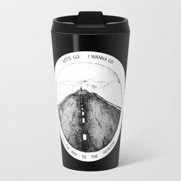 Biffy Clyro - Mountains lyrics Travel Mug