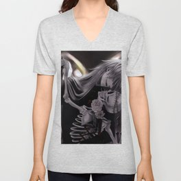 dance with death Unisex V-Neck