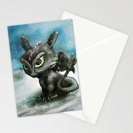 Hatchling Fury Stationery Cards