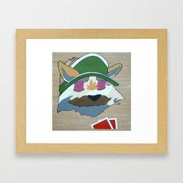aces high Framed Art Print