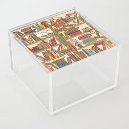 Bookshelf No. 1 Acrylic Box