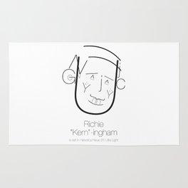 Richie 'Kern'-ingham Rug