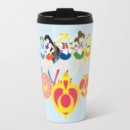 Sailor Soldiers Travel Mug