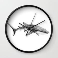 Whale Shark Wall Clock