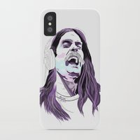 snl iPhone & iPod Cases featuring Bill Hader by deathtowitches