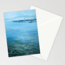 Ohrid lake, Pogradec - Albania Stationery Cards