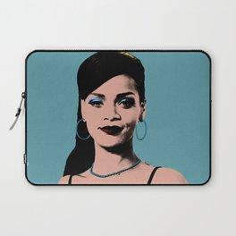 Rihanna Pop Art Laptop Sleeve