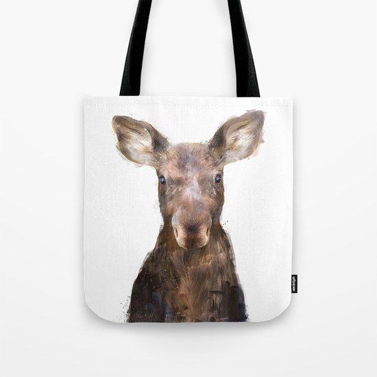 Little Moose Tote Bag