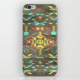 Native Aztec iPhone Skin