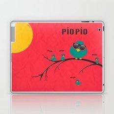 pío pío, PÍO PÍO Laptop & iPad Skin