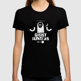 The Singular Fortean Society Ghost Hunters T-shirt
