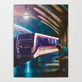 The Station Poster