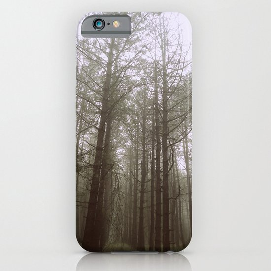 Lean On Me iPhone & iPod Case