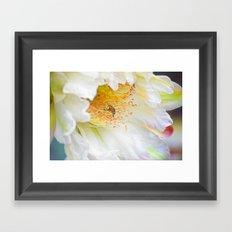 Bountiful Morning Harvest Framed Art Print