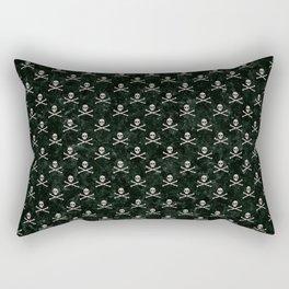 Silver Revolution Multi Rectangular Pillow