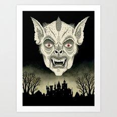 The Undead Art Print
