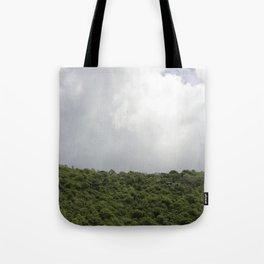 The Hills, St John, USVI - 2010 Tote Bag