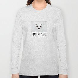 Happy Mail Long Sleeve T-shirt