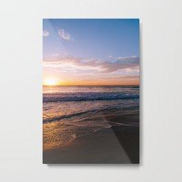 Sunset Surfers VI Metal Print