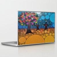 levi Laptop & iPad Skins featuring :: Jewel Tree :: by :: GaleStorm Artworks ::