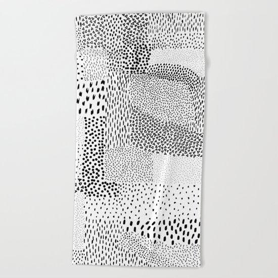 Graphic 81 Beach Towel